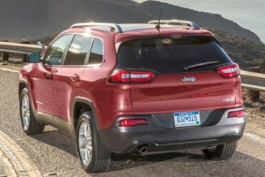 2014 Jeep Cherokee LATITUDE SUV Hillsborough NC