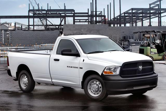 2012 RAM 1500 EXPRESS Short Bed Slide 0