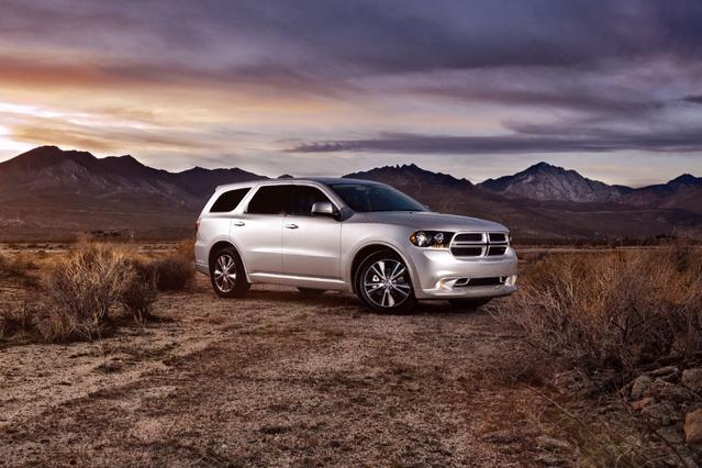 2012 Dodge Durango R/T SUV Slide 0