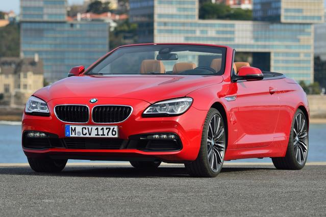 2015 BMW 6 Series 650I Coupe Slide 0
