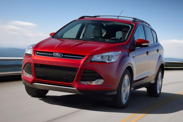 2013 Ford Escape SEL Sport Utility Slide 0