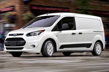 2016 Ford Transit Connect XL Van Slide