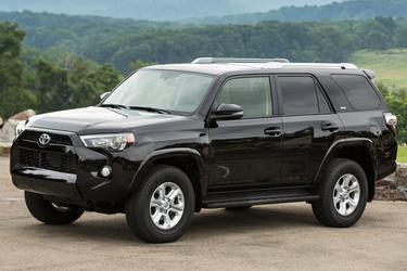 2014 Toyota 4Runner Rocky Mount NC
