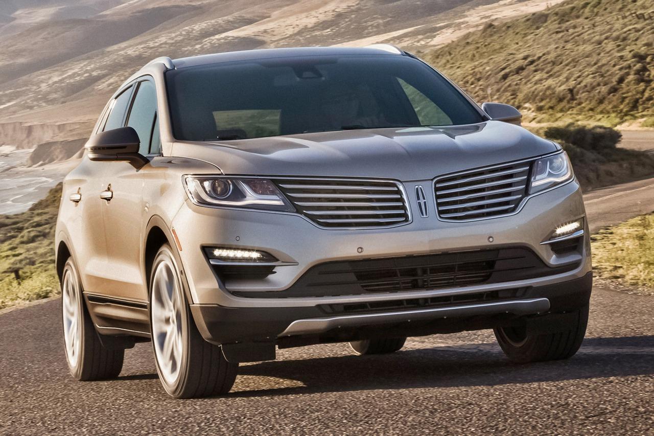 2017 Lincoln MKC RESERVE SUV Slide 0