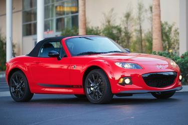 2015 Mazda Mazda MX-5 Miata SPORT Convertible Merriam KS