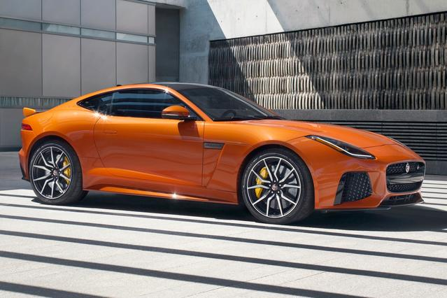 2017 Jaguar F-TYPE PREMIUM 2dr Car Slide 0