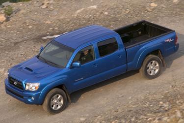 2007 Toyota Tacoma BASE Slide