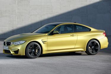 2015 BMW M4 2DR CPE Coupe Slide