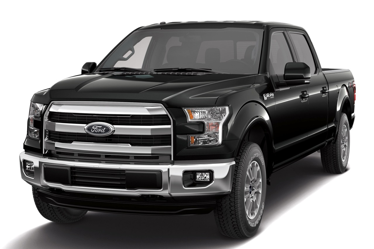2015 Ford F-150 XL Slide 0