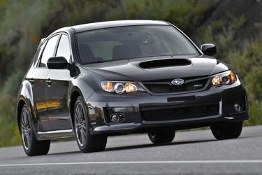 2013 Subaru Impreza WRX Manassas VA