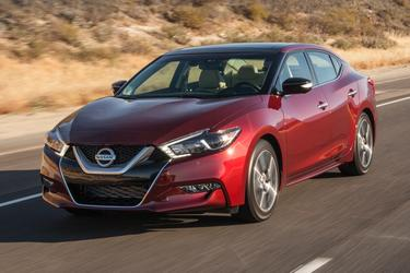 2016 Nissan Maxima 3.5 SL Sedan Slide
