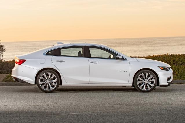 2016 Chevrolet Malibu LT Hillsborough NC