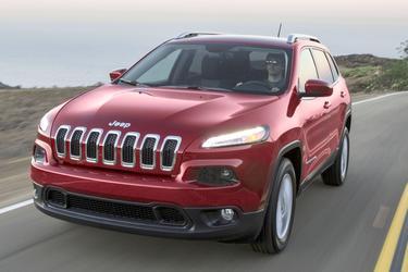 2015 Jeep Cherokee  SUV Meridian MS