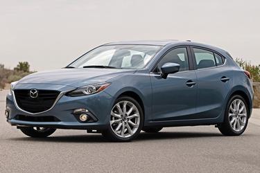 2014 Mazda Mazda3 I GRAND TOURING Sedan Slide
