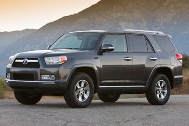 2012 Toyota 4Runner LIMITED SUV Slide