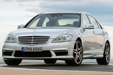 2013 Mercedes-Benz S-Class S 600 Sedan Apex NC