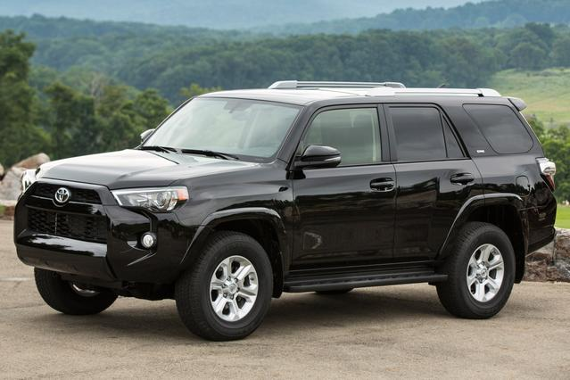 2015 Toyota 4Runner LIMITED SUV Slide 0