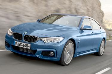 2016 BMW 4 Series 435I XDRIVE Sedan Slide