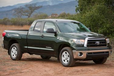 2013 Toyota Tundra 2WD Truck DOUBLE CAB 4.6L V8 6-SPD AT Pickup Apex NC