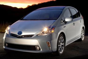 2014 Toyota Prius v TWO Wilmington NC