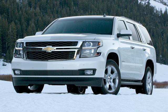2016 Chevrolet Tahoe LTZ SUV Hillsborough NC