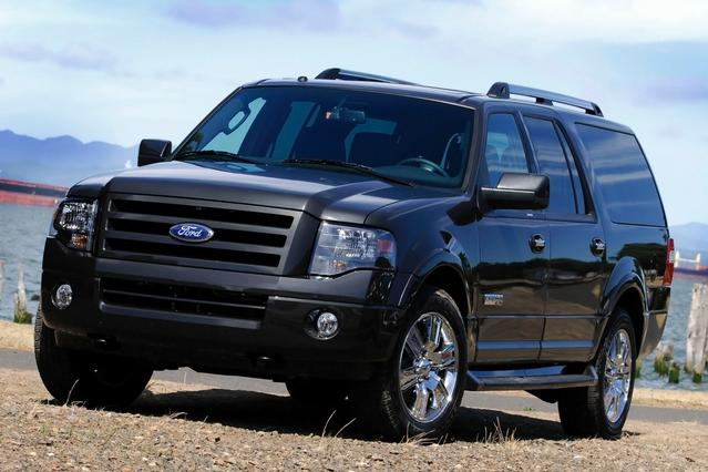 2014 Ford Expedition EL LIMITED SUV Hillsborough NC