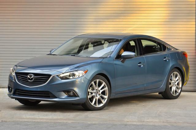 2014 Mazda Mazda6 I TOURING 4dr Car Danville VA