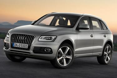 2015 Audi Q5 PREMIUM PLUS SUV Merriam KS