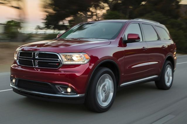 2014 Dodge Durango LIMITED SUV Slide 0