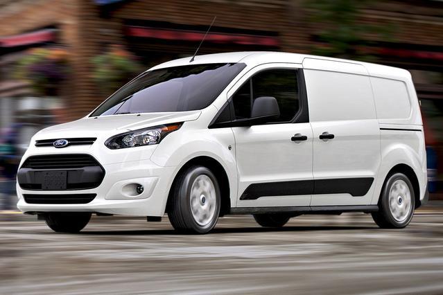 2016 Ford Transit Connect XL Van Slide 0