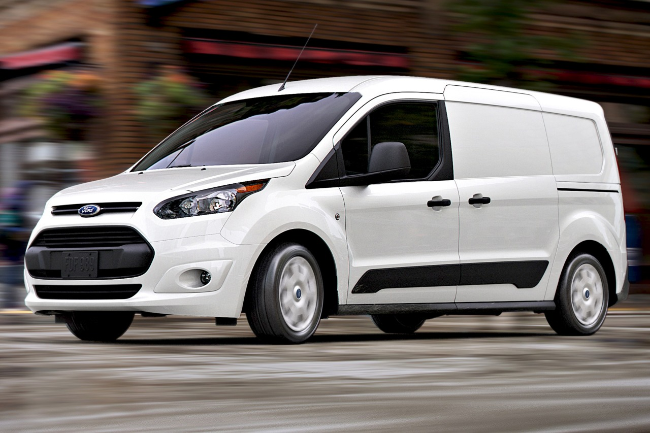 2016 Ford Transit Connect XL Van Slide 0