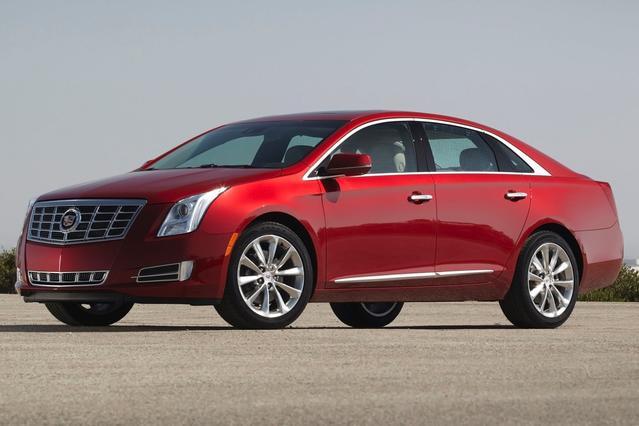 2013 Cadillac Xts LUXURY 4dr Car Hillsborough NC