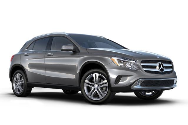 2016 Mercedes-Benz GLA GLA 250 Sport Utility Slide 0