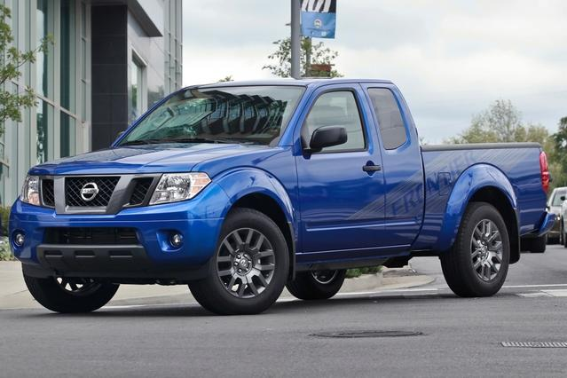 2015 Nissan Frontier Hillsborough NC