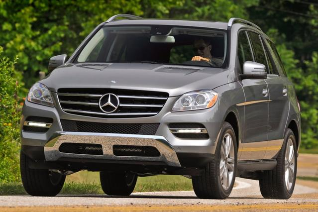 2014 Mercedes Benz M Class ML 350 Wilmington NC ...