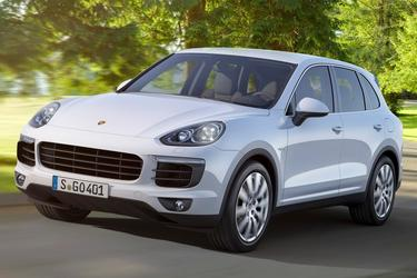 2016 Porsche Cayenne  SUV Merriam KS