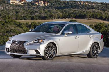 2015 Lexus IS 350 Rocky Mount NC