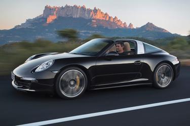 2014 Porsche 911 TARGA 4S Wake Forest NC