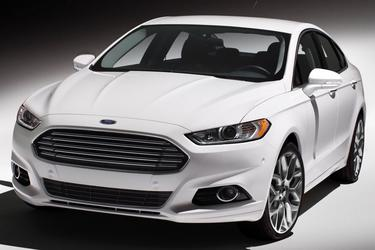 2016 Ford Fusion S Sedan Merriam KS