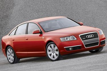 2008 Audi A6 4DR SDN 3.2L QUATTRO Sedan Wilmington NC