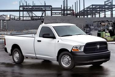 2012 Ram 2500 ST Pickup Merriam KS