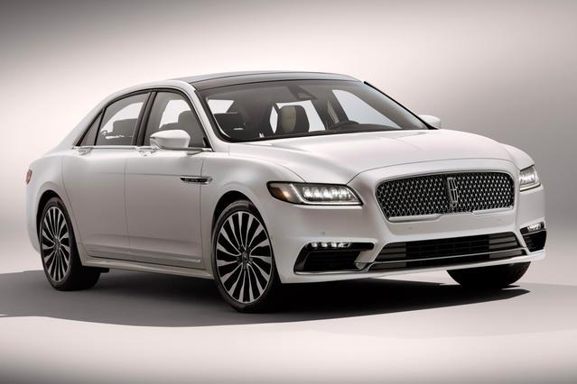 2017 Lincoln Continental RESERVE Hillsborough NC
