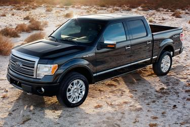 2012 Ford F-150  Regular Cab Pickup Slide