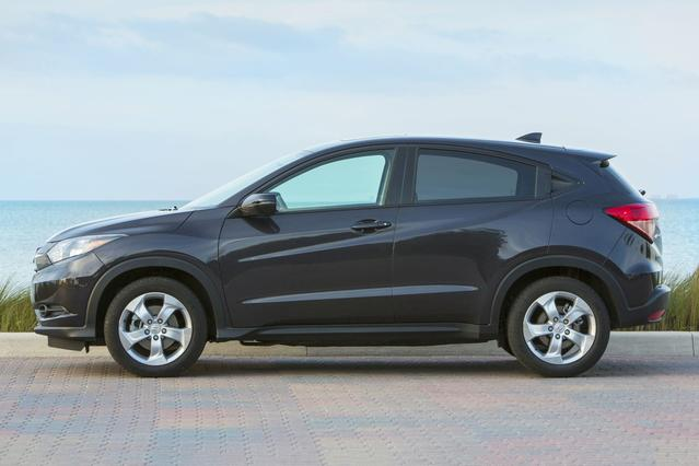 2016 Honda HR-V EX Sport Utility Hillsborough NC