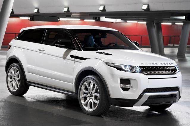 2014 Land Rover Range Rover Evoque PURE Slide 0