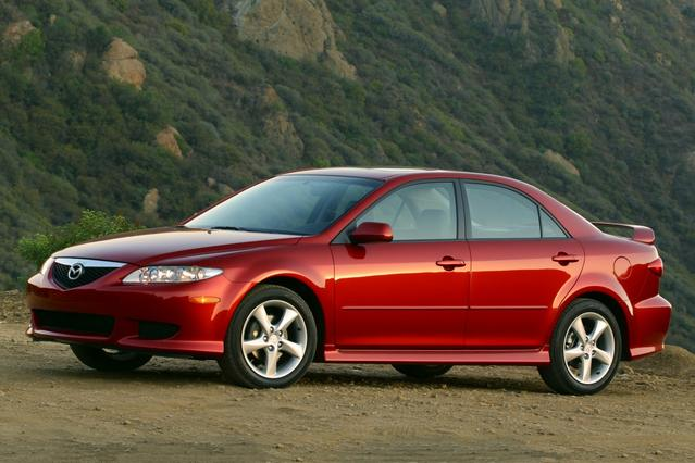 2004 Mazda Mazda6 S 4D Wagon Hillsborough NC