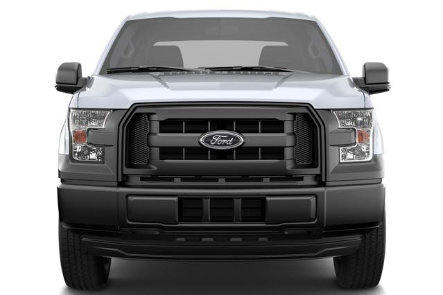 2016 Ford F-150 PLATINUM Crew Cab Pickup Slide 0