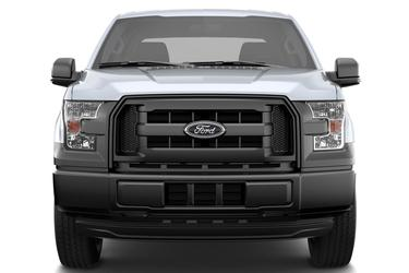 2016 Ford F-150 PLATINUM Crew Cab Pickup Slide