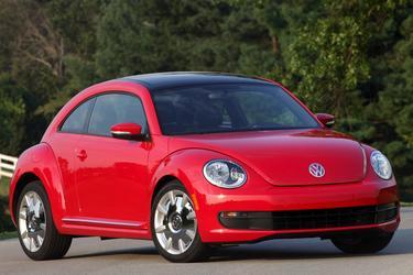 2015 Volkswagen Beetle Coupe 1.8T Hatchback Merriam KS