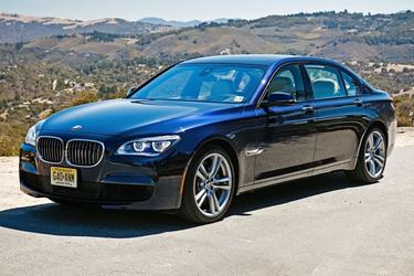 2015 BMW 7 Series 750LI XDRIVE 4D Sedan Mooresville NC
